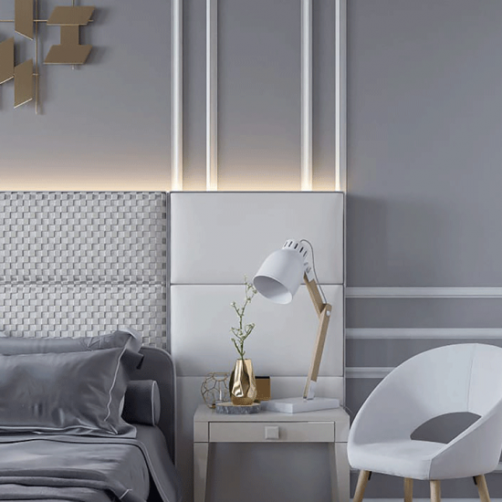 MODERN FRENCH BEDROOM - COMPASSVALE