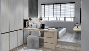 Modern Bedroom - Marsiling