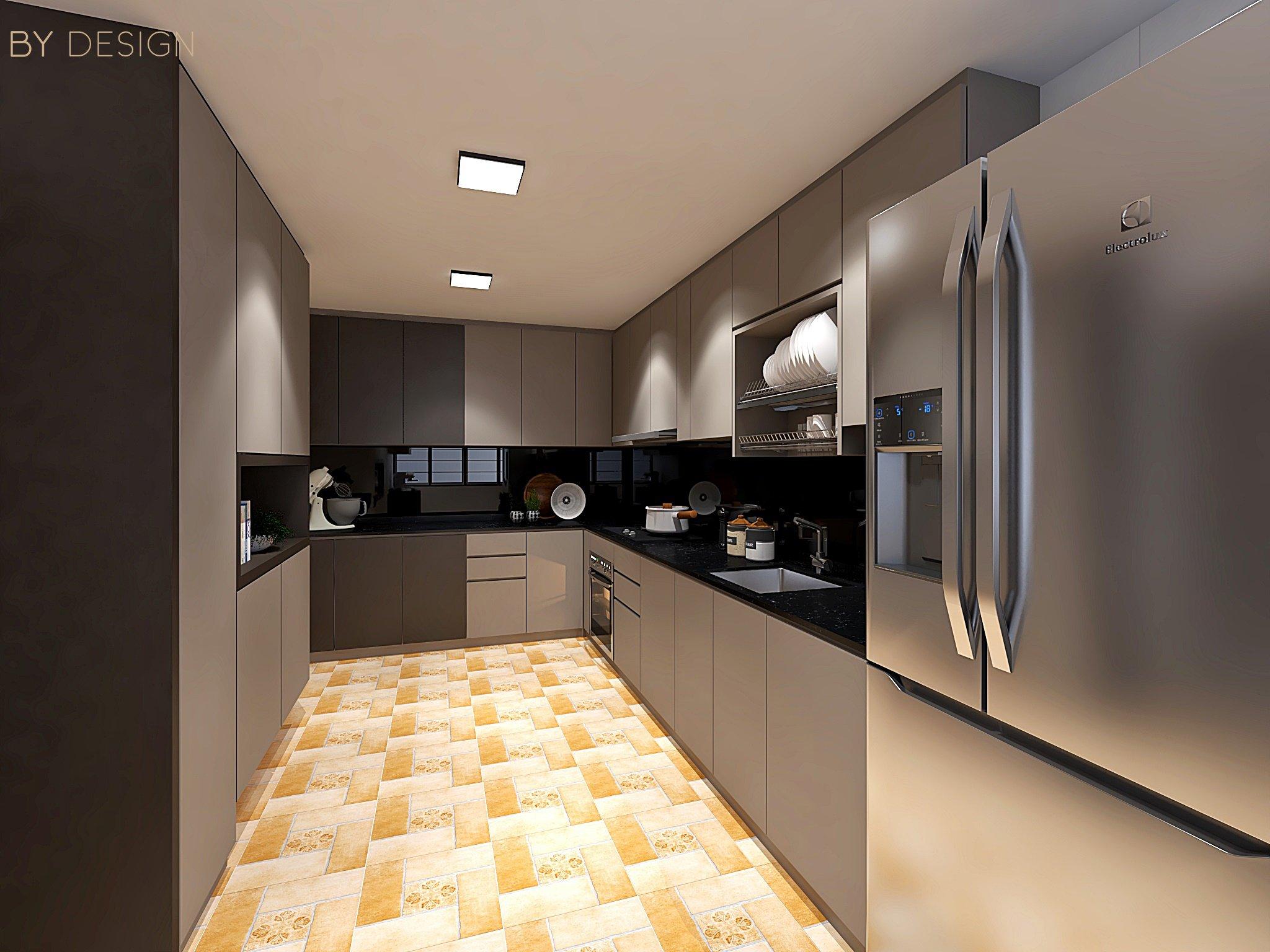 By Design - 179 Woodlands Render