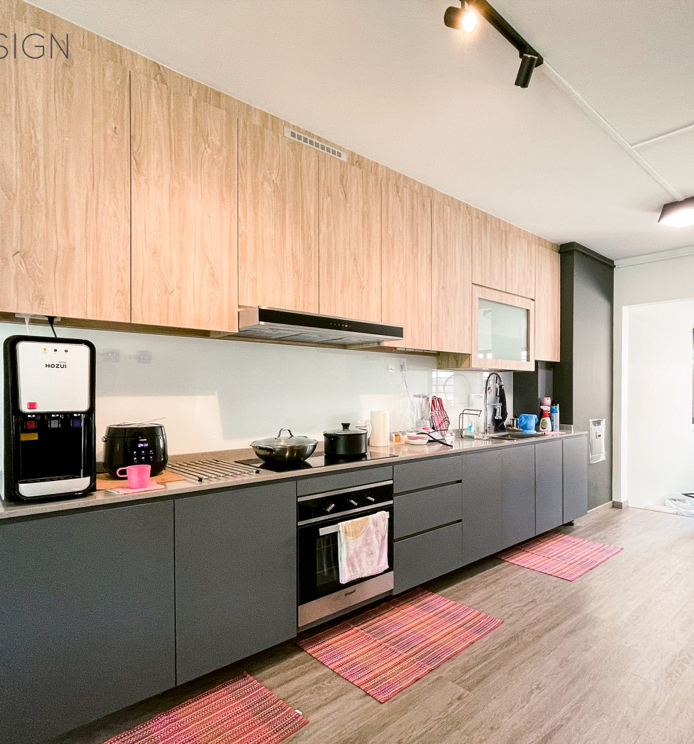 BY DESIGN - 159 Simei Road Kitchen