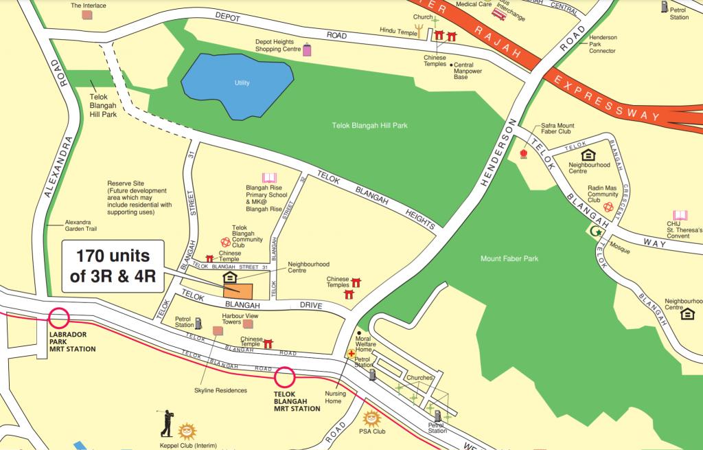 Bukit Merah BTO - May 2021