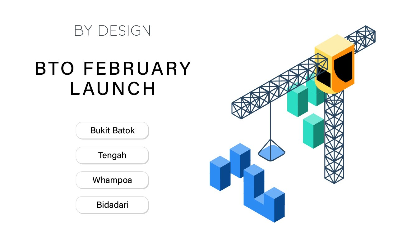 BD - BTO Feb launches